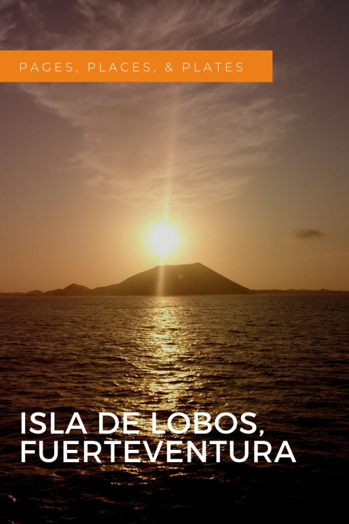 Pinterest image for Isla de Lobos - Best Things To Do In Corralejo