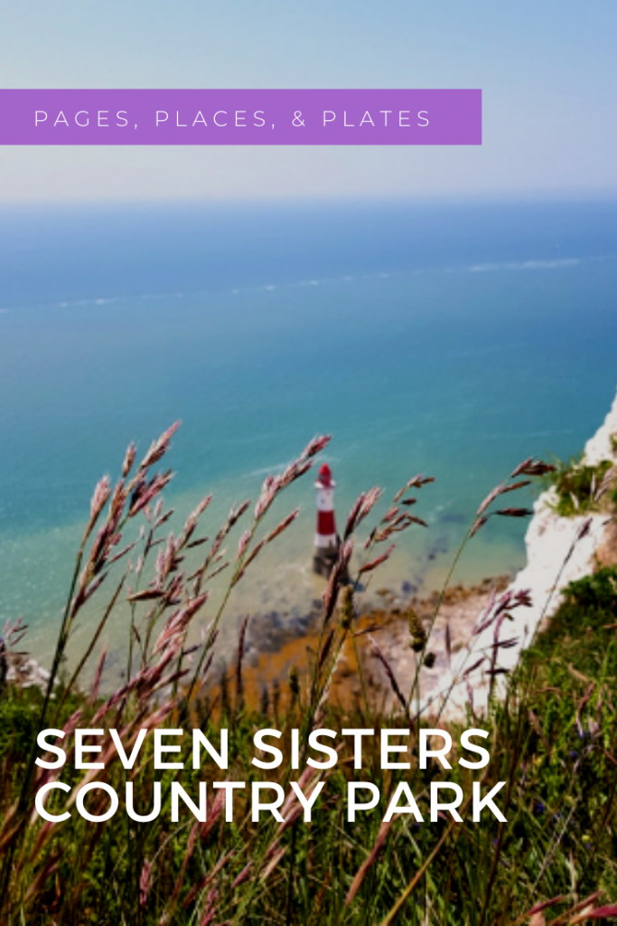 Seven Sisters Country Park Pinterest image