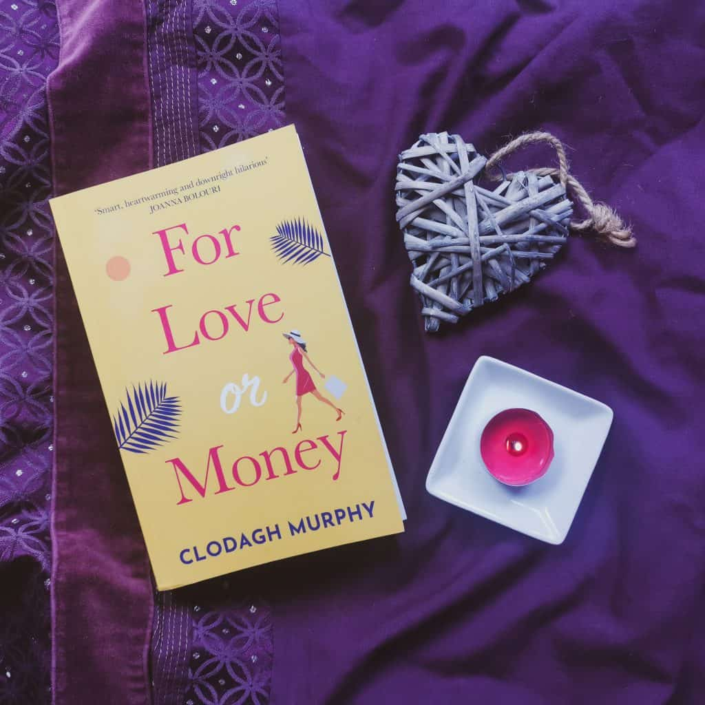 For Love Or Money by Clodagh Murphy Irish chick lit title image