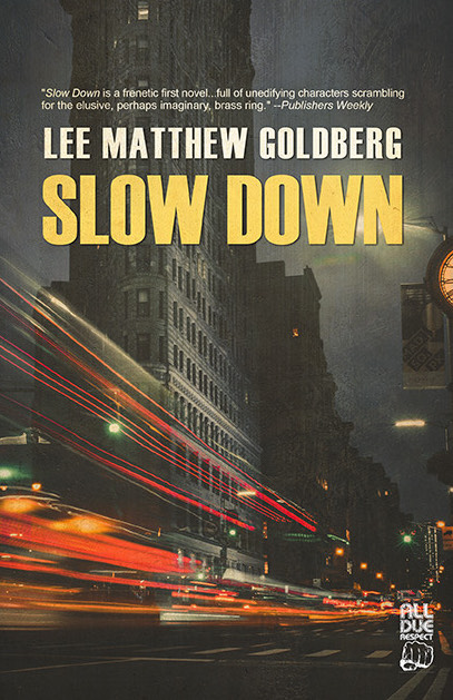 Cover image for Slow Down