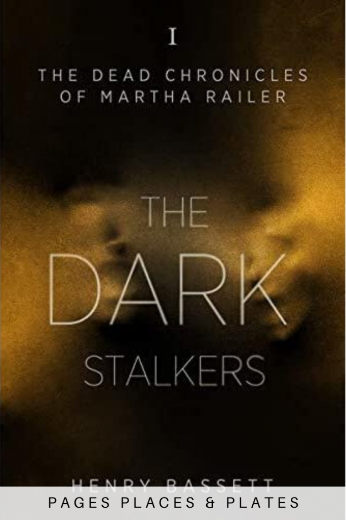 Pinterest image for experimental fiction The Dark Stalkers