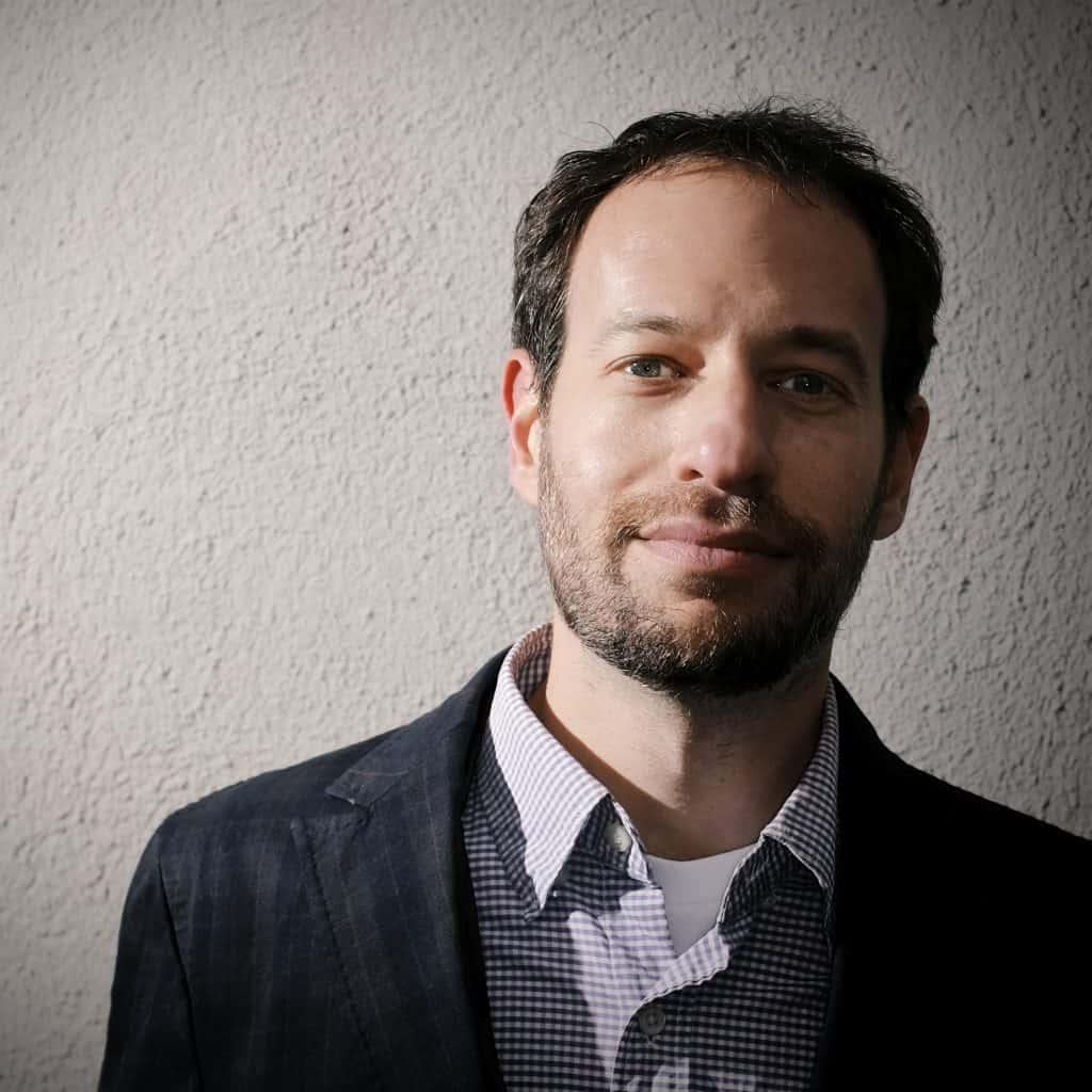 Photo of Lee Matthew Goldberg