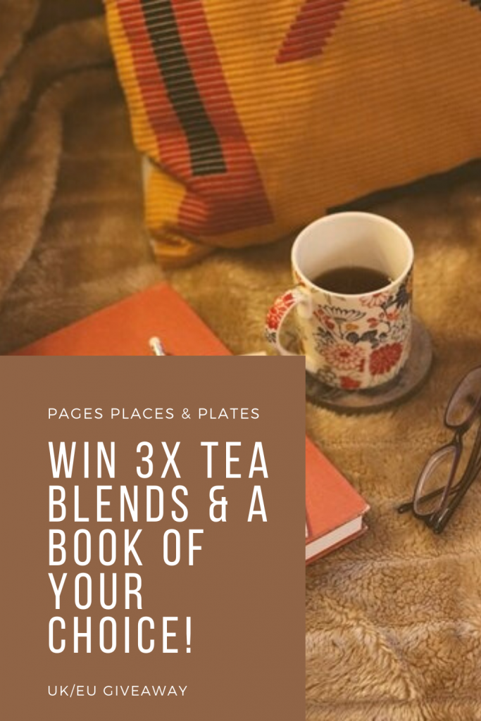 Pinterest image for Miss TeaSmith and book giveaway