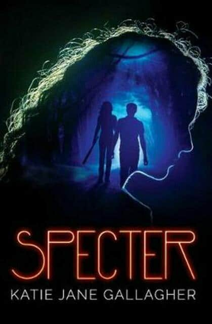 Cover image for young adult mystery novel Specter